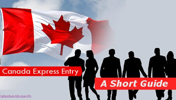 Canada express entry process for all Citizens