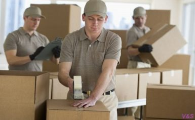 Assistant Packing Helper Job in Dubai