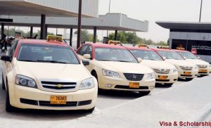 Opportunity of Job for Foreigners Taxi Drivers Gulf Jobs