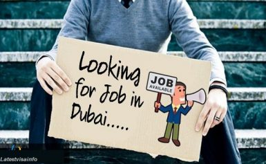 HOW TO FIND A JOB IN DUBAI WHEN YOU ARE ON A VISIT VISA